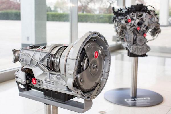 十速变速箱与3.5L Ecoboost发动机