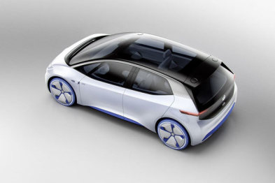 大众3年推12款新能源车,基于MQB打造