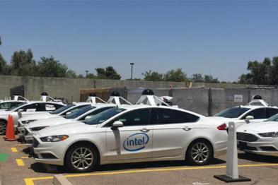 英特尔正在研发人性化自动驾驶车辆