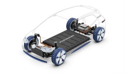 福特大众研发第二款电动汽车