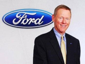 福特CEO穆拉利谈未来汽车:安全环保,实时互联