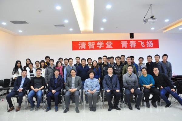 清智科技在天津东丽区华明高新区开展孵化