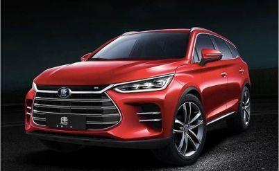 比亚迪全新一代唐SUV或将进军美国市场