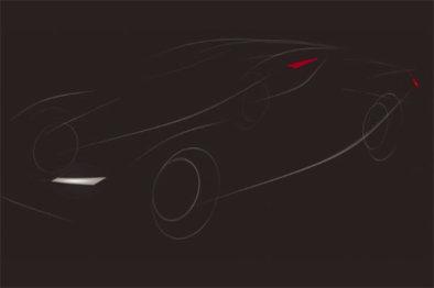 与北汽合作,Atieva EV概念车将亮相北京车展