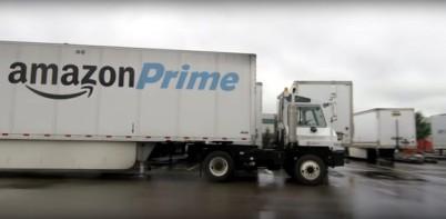 亚马逊获新专利:能让无人驾驶汽车辨别车道