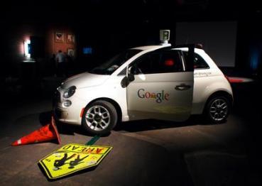 谷歌回应无人驾驶汽车伤人事故:对方司机分心