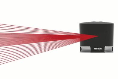 禾赛科技完成1.1亿元A轮融资,正在研发新一代激光雷达