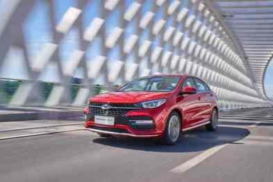 率先推出國六版車型 奇瑞艾瑞澤雙子星Pro版正式上市