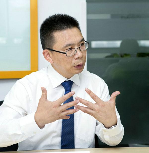 大陆集团底盘与安全事业部中国区负责人汤恩先生