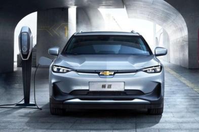 雪佛兰首款纯电城际轿跑畅巡正式上市  补贴后售价15.99万元起