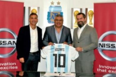 激情变身第十二人,日产汽车助力阿根廷国家队征战世界杯