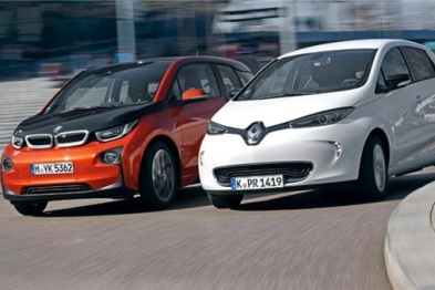 德国3月电动车销量增87%,雷诺Zoe超宝马i3