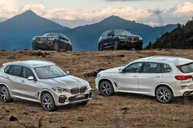 全新一代BMW X5今日正式上市,预计82万元起售