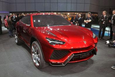 兰博基尼Urus将在4月开始投产,日内瓦车展发布量产车型