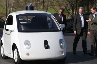 Google无人驾驶汽车团队又招近170名员工