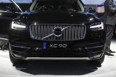 Uber将采购上万辆沃尔沃XC90,以组建自动驾驶车队