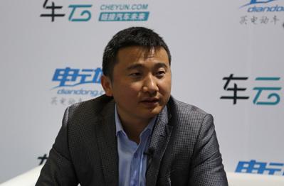 奇瑞品牌部卢华平:eQ的销量和预期还有些差距