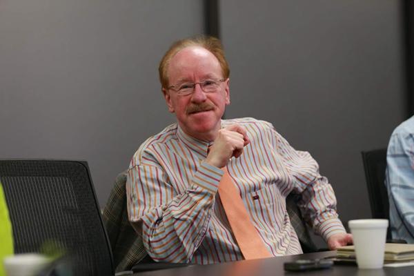 麦格纳亚洲区执行副总裁弗兰克·欧博恩(Frank O'Brien)先生