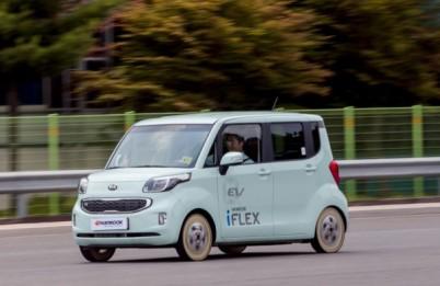 韩泰非气动轮胎iFlex完成测试即将量产