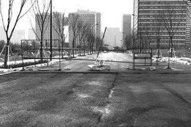 杭州自动驾驶测试道路即将完工