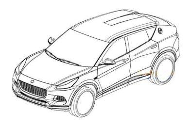 专利显示Lotus将开发SUV产品