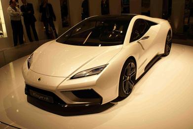 莲花4年内欲推出两款跑车和一款SUV