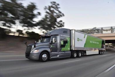 圖森未來突破夜間感知,實現無人駕駛卡車全天候運營