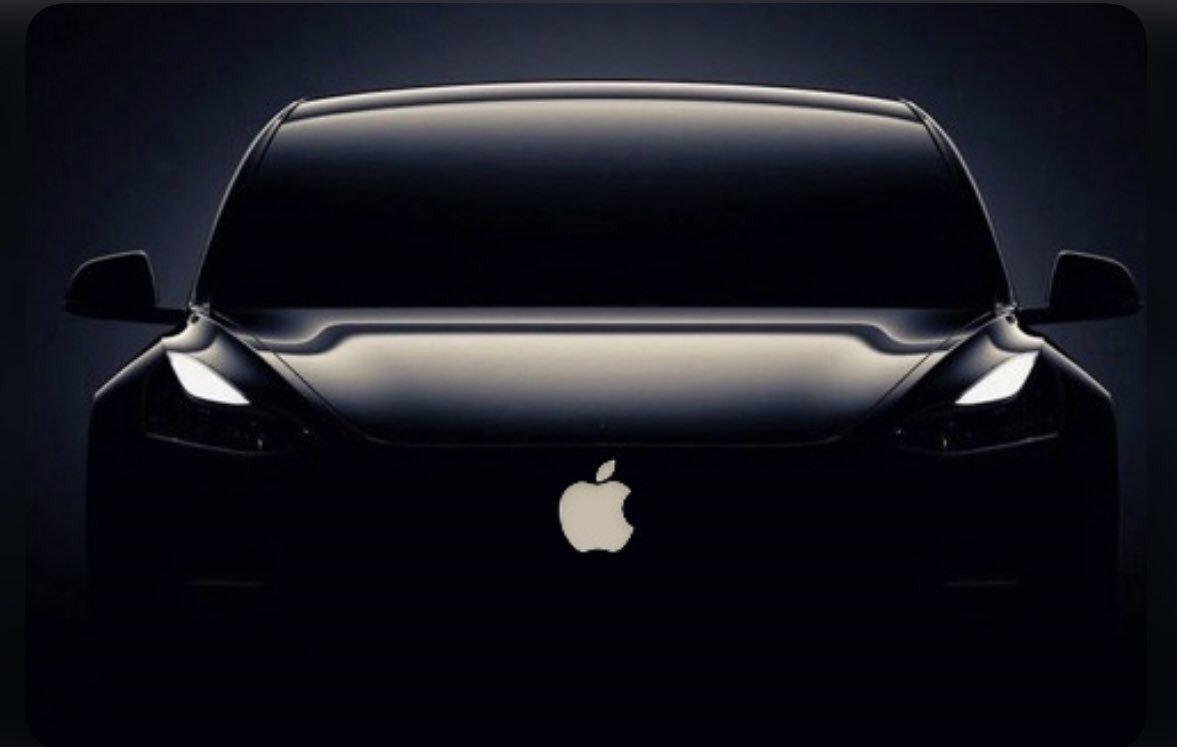 苹果造车项目遇重创,汽车负责人被福特挖墙脚