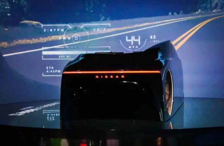 """日产的""""隐形到可见""""技术如何为自动驾驶汽车铺平道路"""