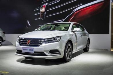 全新荣威950/e950成都车展亮相售价16.88万起