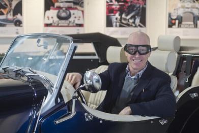 一个英国人在华卖车的创业史