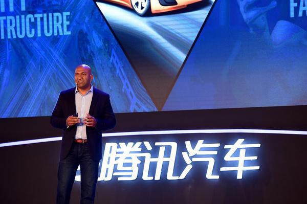 英特尔全球人工智能战略规划总经理 菲亚兹·穆罕默德(Fiaz Mohamed)
