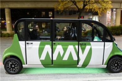 宝马丰田联手投资自动驾驶汽车初创公司May Mobility
