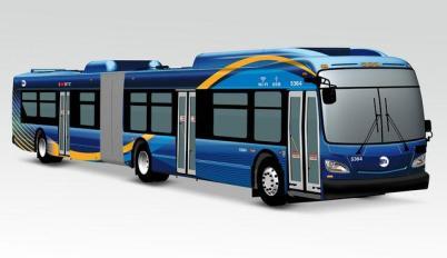 纽约即将推出高科技公交系统:WiFi覆盖、USB充电口、LCD显示屏