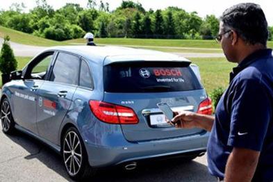 为自动驾驶服务,博世最新技术又玩出了新花样
