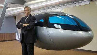 以色列建造空中的士,时速最快100公里