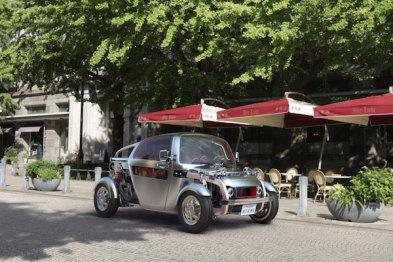 四款概念车加一个机器人,丰田为东京车展准备的可口小菜