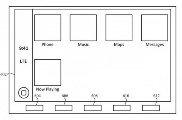 苹果获得汽车专利:泰坦计划顺利进行(图片来自于CNET)