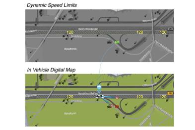 哈曼发布动态图层技术,提供实时地图绘制