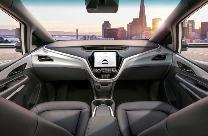 2019年通用汽车开始制造没有方向盘、不用汽油或者没有刹车板的汽车