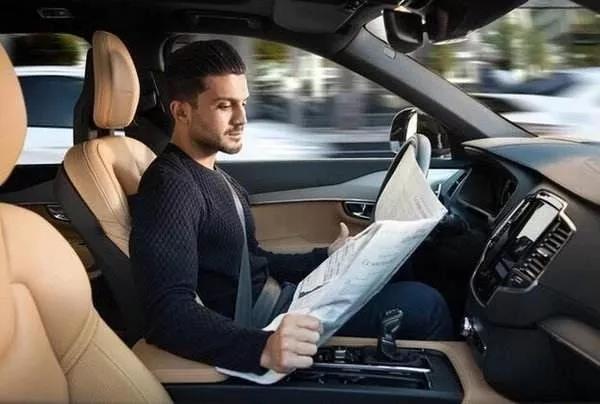 自动驾驶从解放双脚、到解放双手,最终将解放司机的注意力