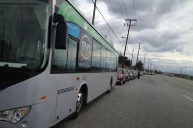 加州正考虑购买比亚迪电动大巴,或遭政治压力