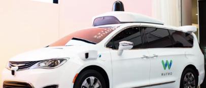 Avis向谷歌Waymo提供自动驾驶货车测试队伍