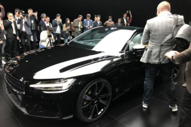 沃尔沃说「要有电」——Polestar发布首款新车Polestar 1