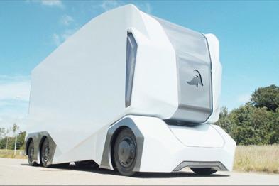 卡车司机下岗倒计时? Tesla 曝光 Semi 卡车新功能
