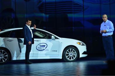 英特尔和Mobileye推出全新自动驾驶平台,要在视觉方案上走到黑