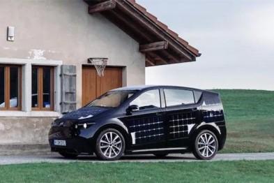 Sono公司将于2019年推出太阳能汽车