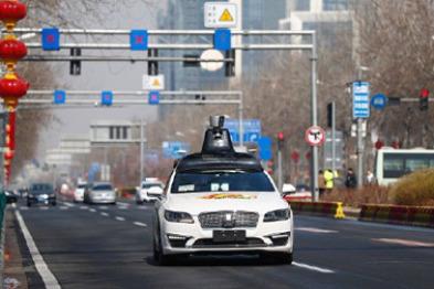 中國首份自動駕駛路測報告:自主車企全面落后