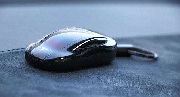 Model X的钥匙