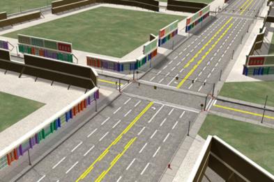 北京智能汽车示范区今年底将一期完工